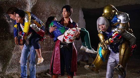 Next Time on Uchu Sentai Kyuranger: Episode 33