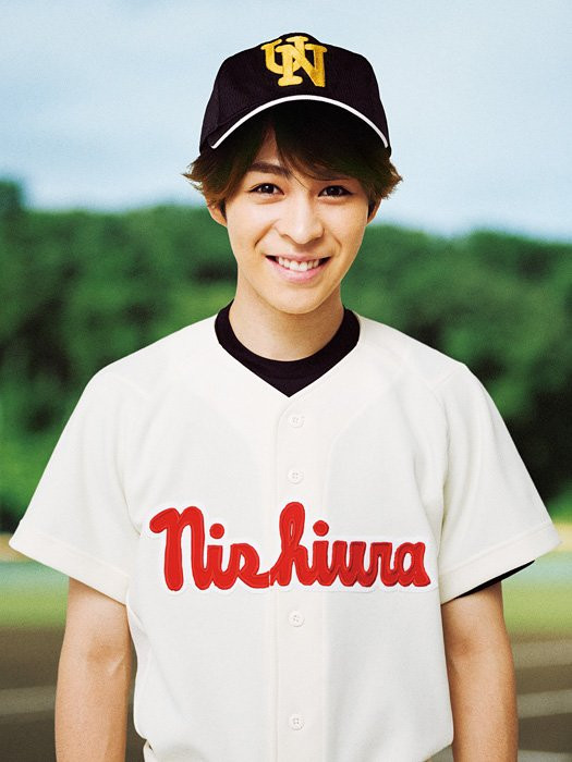 Shun Nishime as Ren Mihashi