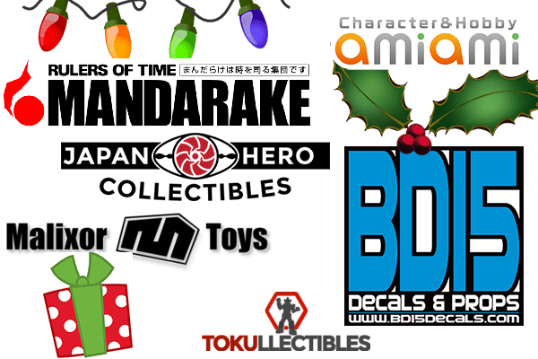 Tokusatsu Network Holiday Shopping Guide