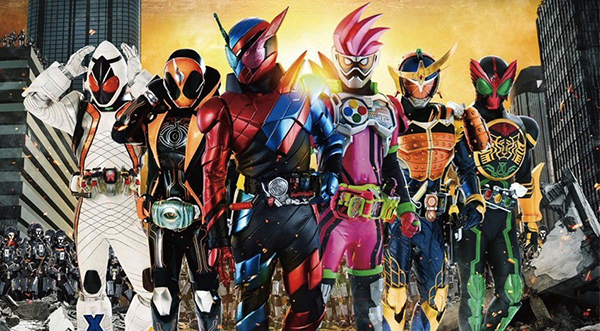 Kamen Rider Heisei Generations FINAL Opens Atop Japaense Box Offices