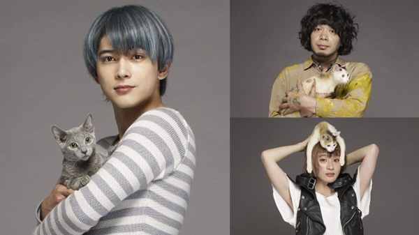 Kamen Rider Fourze's Ryo Yoshizawa Stars in Upcoming Neko wa Daku Mono Movie