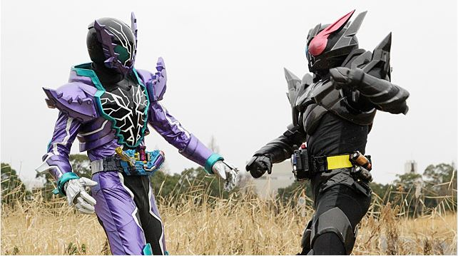 Next Time on Kamen Rider Build: Episode 24