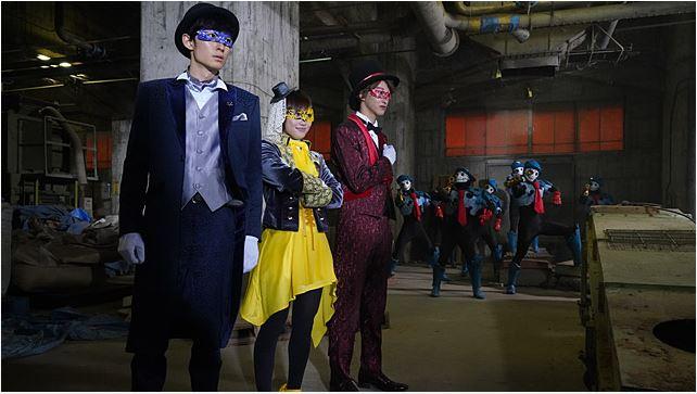 Next Time on Kaitou Sentai Lupinranger VS Keisatsu Sentai Patranger: Episode 1
