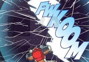 Comics Corner: Mighty Morphin Power Rangers #25