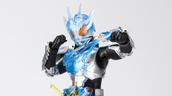 S.H.Figuarts Kamen Rider Cross-Z Charge Revealed