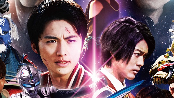 Toei Releases Uchu Sentai Kyuranger vs. Space Squad Poster and Teaser Trailer