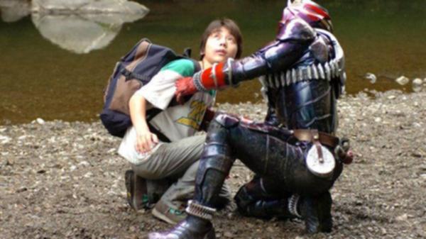 Tokusatsu Actor Rakuto Tochihara Retires