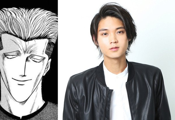 Kamen Rider Ghost's Hayato Isomura Joins Live-Action Kyō Kara Ore wa!! Adaptation
