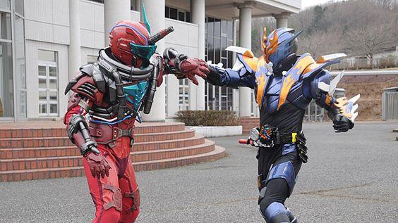 Next Time on Kamen Rider Build: Episode 32