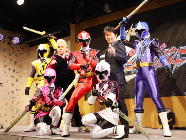 Japanese Stars React to Recent Kamen Rider Actor Arrests