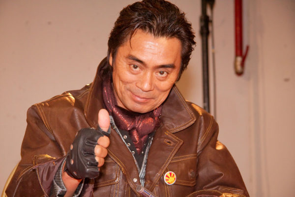 Space Sheriff Gavan's Kenji Ohba Hospitalized