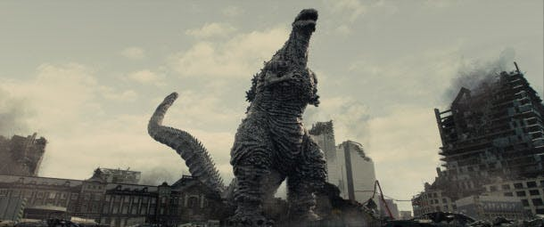 TOHO Confirms Plans To Create Godzilla Cinematic Universe
