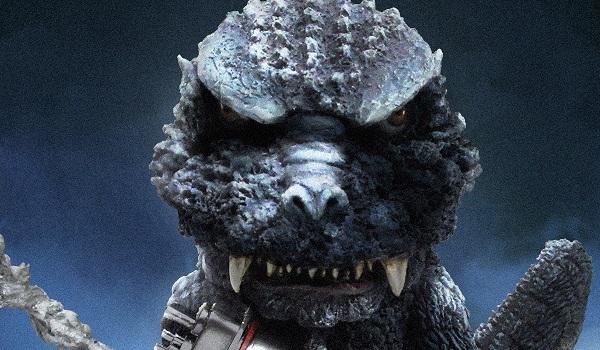 DefoReal Godzilla Figurine Announced