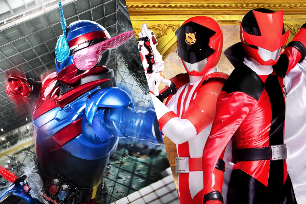 Pre-Sales For Kamen Rider/Super Sentai Summer Movie At Five Year High