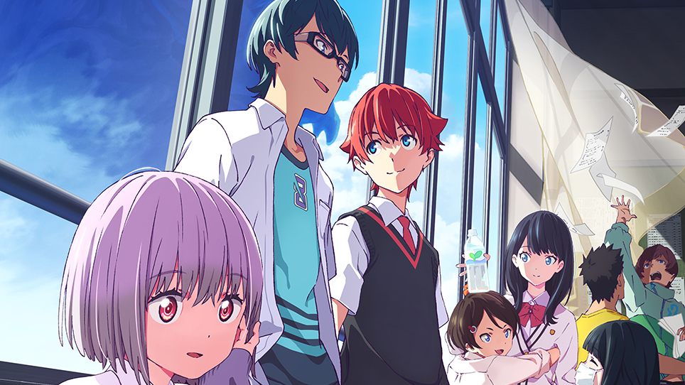 SSSS.Gridman to Premiere at Anime Expo
