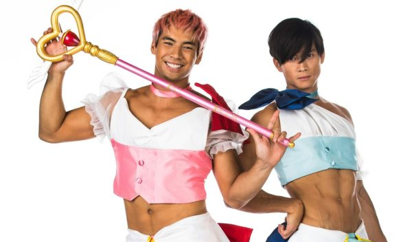 Power Rangers Brothers Fulfill Fan Request with Photoshoot