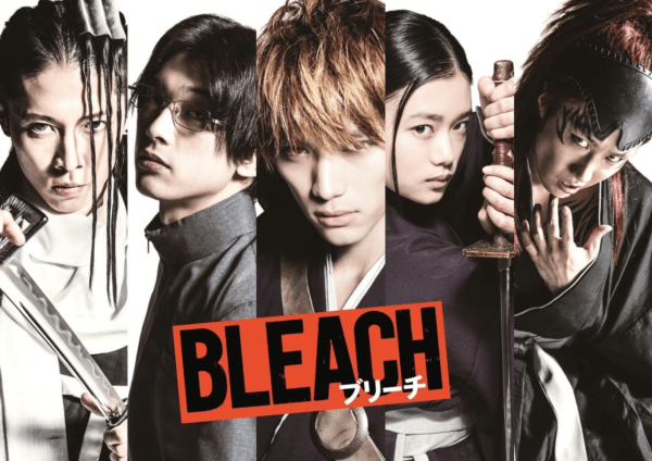 Live Action Bleach Film with Tokusatsu Alumni Adds Encore Screening for US Premiere