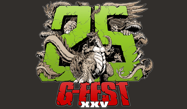 Details About the Upcoming G-FEST XXV Convention