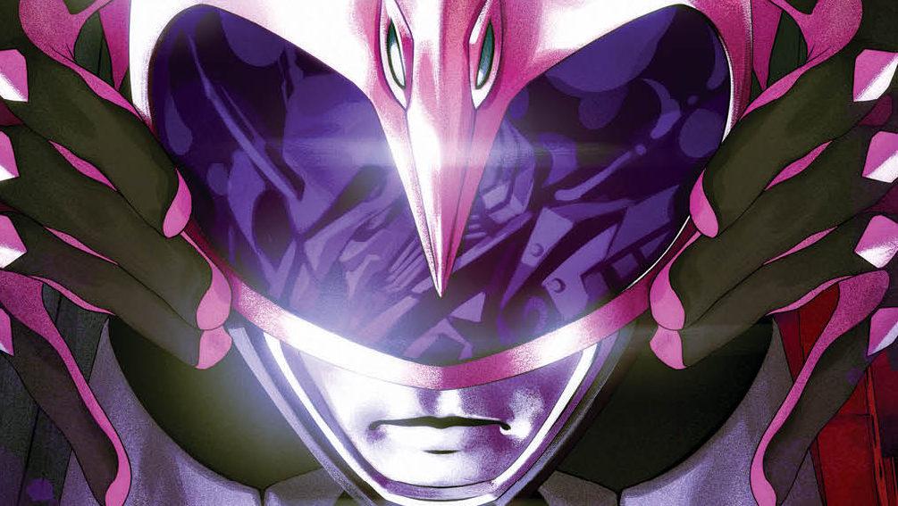 BOOM! Studios Unveils Exclusive Power Rangers Merch for SDCC.
