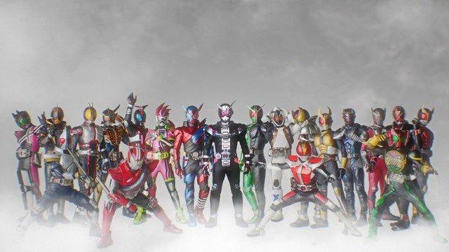 Kamen Rider Heisei Generations FOREVER Movie Announced