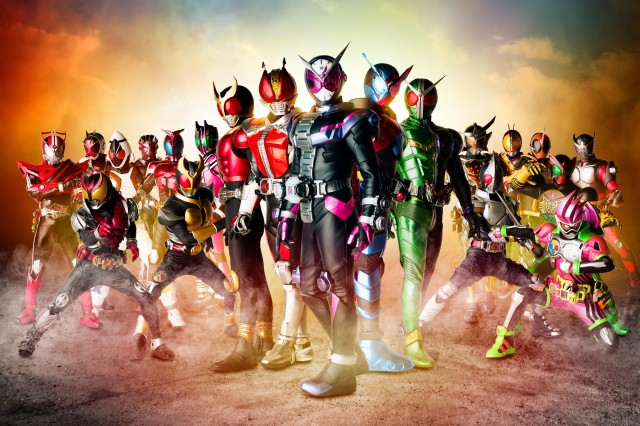 Kamen Rider Heisei Generations FOREVER is Highest-Earning Solo Heisei Kamen Rider Film