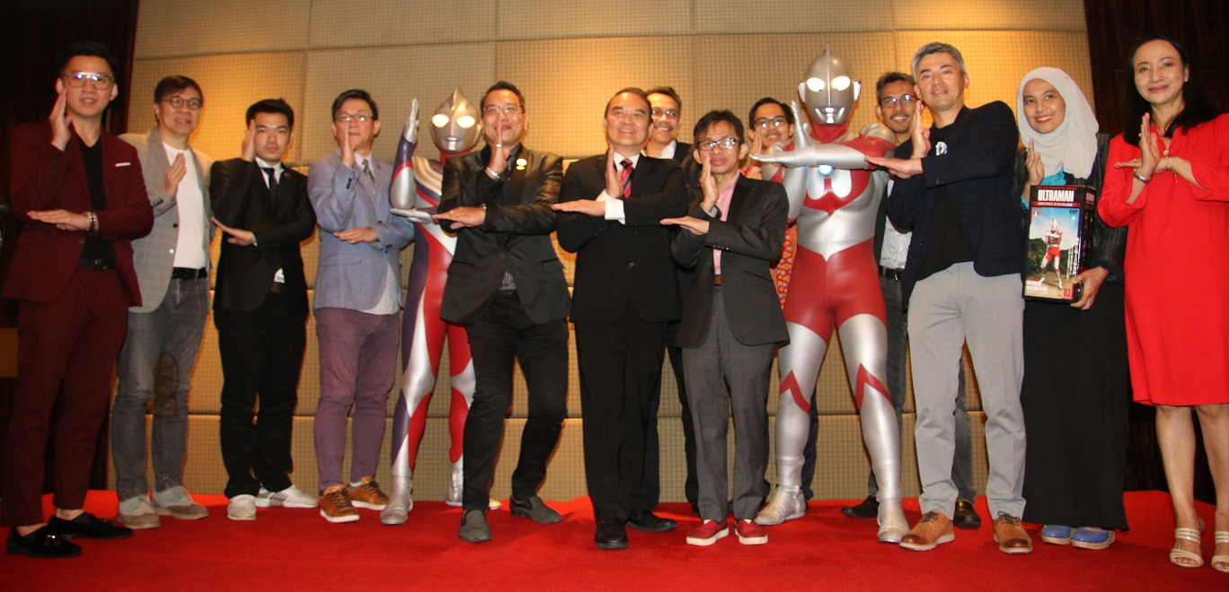 Ultraman Series to Receive Global Expansion