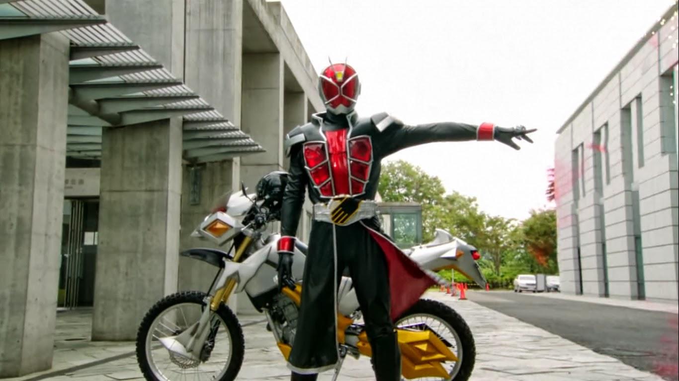 What Kamen Rider Teaches Us - The Tokusatsu Network