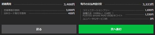 LINEモバイル 申し込み手続き13