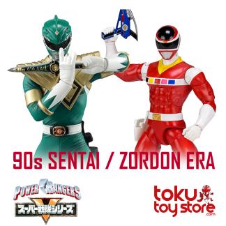 90s Sentai / Zordon Era (1992-2000)
