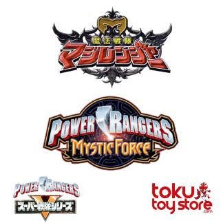 Magiranger / Mystic Force