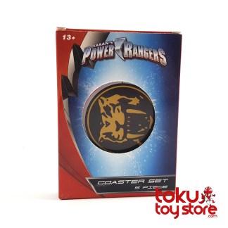MMPR Coaster Set (box)