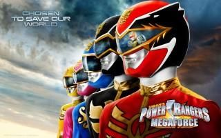 Megaforce Poster