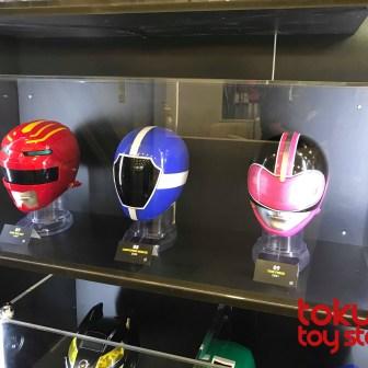Helmet Display 05