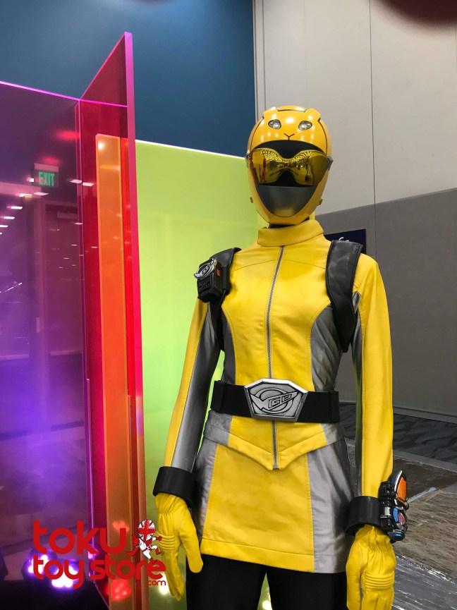 Yellow Ranger 01