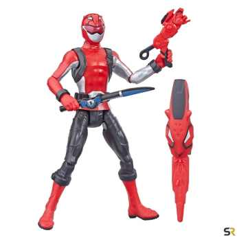 POWER-RANGERS-BEAST-MORPHERS-RED-RANGER-Accessories-Exclusive