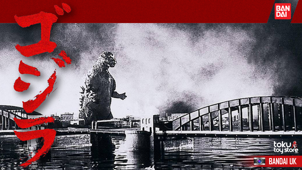 After proving supremely popular at London Film and Comic Con, most of our Godzilla items have now been restocked! View here.