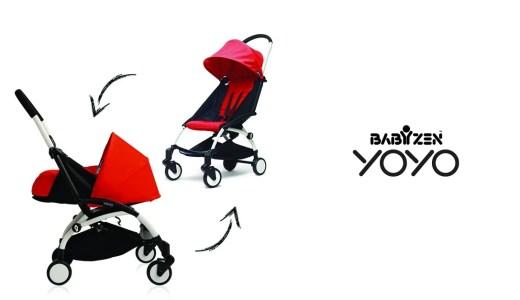 新生児からOK!BABYZENのYOYOは海外AB型ベビーカーの☆(ポスト・スクート!)