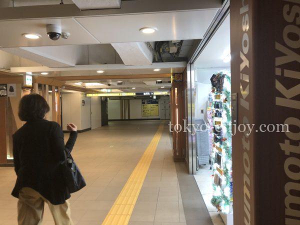 上野駅 東京メトロ
