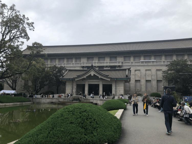 東京国立博物館 アクセス