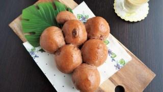 2月のパンは葡萄の形の「チョコレーズンパン」
