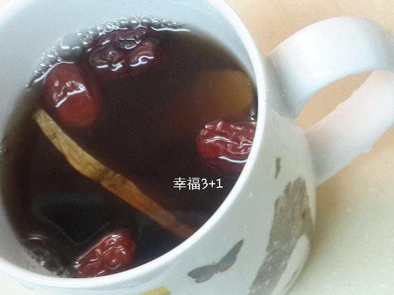生薑黃耆紅棗茶♥生理期茶飲 by 幸福3+1廚娘 - 愛料理