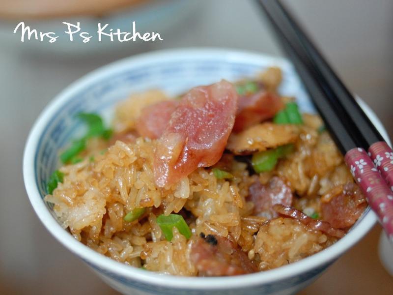 蒸糯米飯 [冬天必吃] by Mrs P's Kitchen - iCook 愛料理