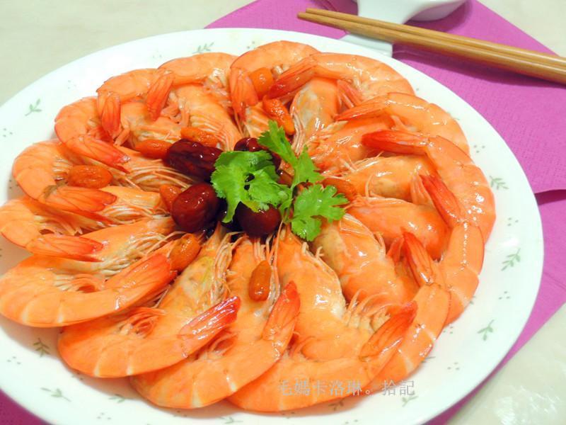 紹興醉蝦【鮮食家好食材】 by 毛媽卡洛琳 - 愛料理