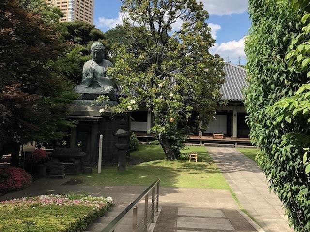 yanaka-buddha tokyo culture