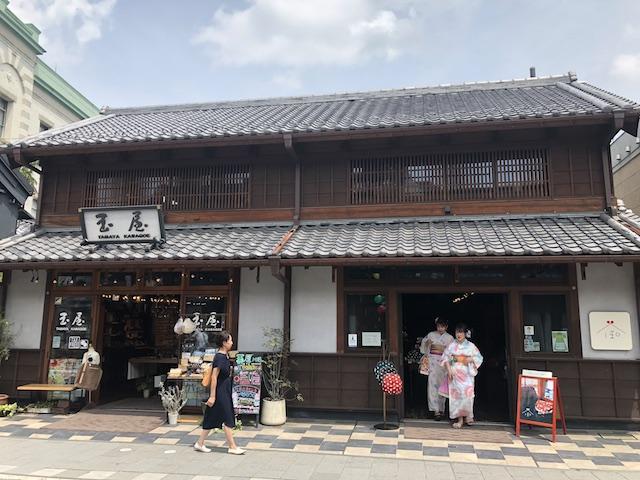 Kawagoe is little Edo in japan