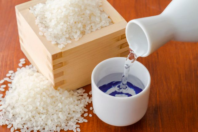 japanese-sake-with-rice
