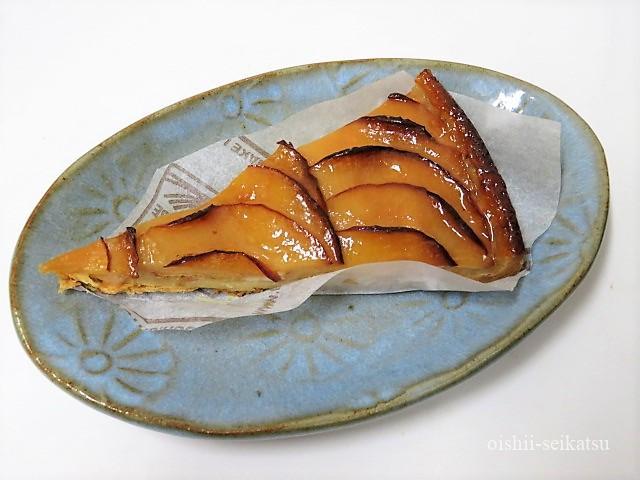 ナンポルトクワグルニエドールりんごのタルト