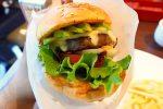 麹町のアメリカン、麹町ダイナーでハンバーガー