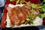 最高級佐賀牛(A5 BMS12)ステーキ重が食べられる社食なんて