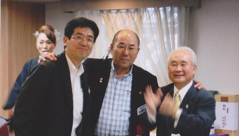 七高同窓会関東支部の再発足総会